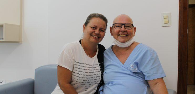Aliança Instituto de Oncologia: Parceria, amor e amizade traz esperança para paciente em tratamento de câncer