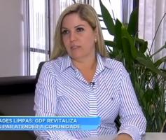 Administração do Plano Piloto é pauta na TV Record, e dá exemplo de boa Gestão no DF!