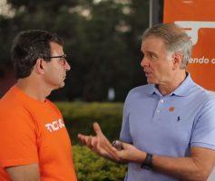 Bernardinho declara apoio a Paulo Roque